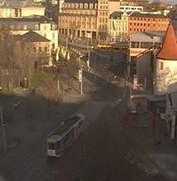 Strassenbahn Plauen Tramway webcam