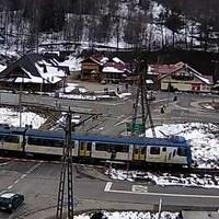 Ustron Railway webcam