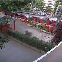 Cosme Velho Corcovado Railway Station webcam