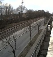 Hamburg Rieherstieg Railway webcam