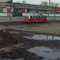 Biysk tram webcam