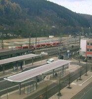 Bahnhof Finnentrop RAilway Station webcam