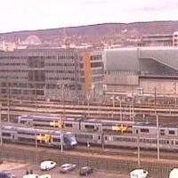 Gare de Nancy Station railway webcam