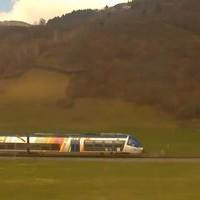 Oderen Railway webcam