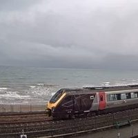 Dawlish Railway webcam
