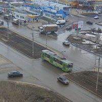 Ulyanovsk tramway webcam