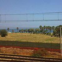 Ferrovia Amendolara Calabria webcam
