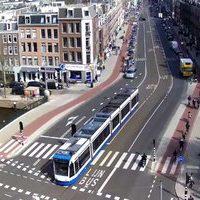 Amsterdam Ceintuurbaan Light Rail webcam
