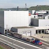 Bahn Hunzenschwil Railway webcam