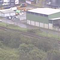 Bahn Karlsruhe Freight Railway webcam