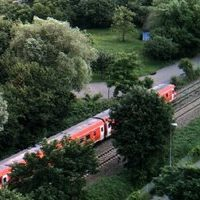 Bahn Radolfzell Railway Webcam