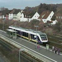 Bahnhof Walsrode Railway Station webcam