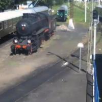 Parowozownia Wolsztyn Railway Museum webcam