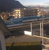 Bahnhof Arth-Goldau Railway Station webcam