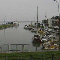 Frombork Railway webcam