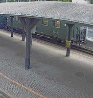 Bahnhof Zittau Railway Station webcam