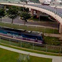 Da Nang Railway webcam