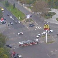 Odessa Tramway webcam