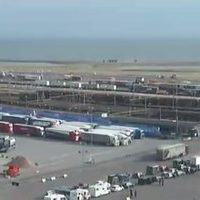Trelleborg Port Freight Railway webcam