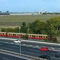 Bahn Berlin Tempelhof S-Bahn railway webcam