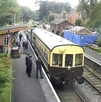 Crowcombe Heathfield Heritage Railway Station webcam