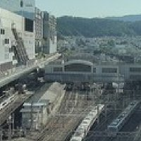 Kyoto Railway Station webcam