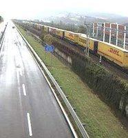Ferrovia Mattarello RAilway webcam