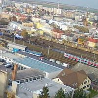 Zeleznicki Opava Vychod Railway Station Webcam