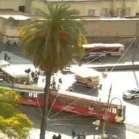 Rome Tram webcam