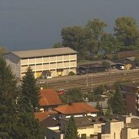 Bahnhof Rorschach Railway Station webcam