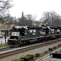 Thomasville Railroad webcam