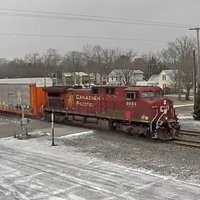 Chesterton Railroad Webcam