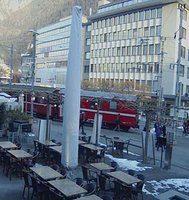 Stadtbahn Chur railway webcam