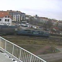 Kolejowa Gizycko Railway webcam