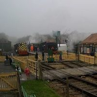 Havenstreet Railway Station webcam