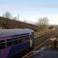 Horton-In-Ribblesdale Railway Station webcam