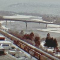 Kamloops Railway webcam