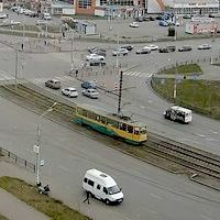 Magnitogorsk Tramway webcam