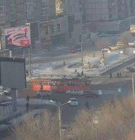 Magnitogorsk tramway webcam