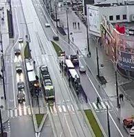 Tramwaje Olsztyn Tram webcam
