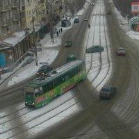 Orsk tram webcam