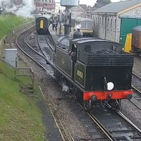 Swanage Railway Station webcam