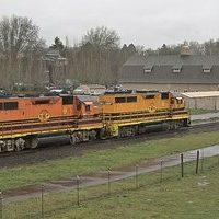 Corvallis Railroad