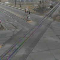 Janesville Railroad webcam