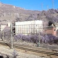 Ferrocarril de La Robla Railway webcam