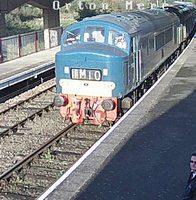 Orton Mere Railway Station webcam