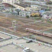 Toyohashi-eki railway station webcam