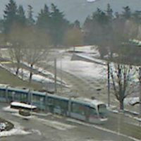 Grenoble Tramway webcam