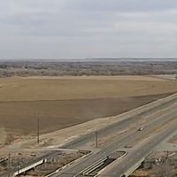 La Junta Railroad webcam