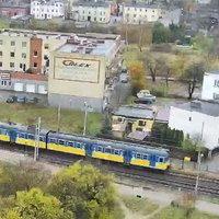 Kolej Wejherowo Railway webcam